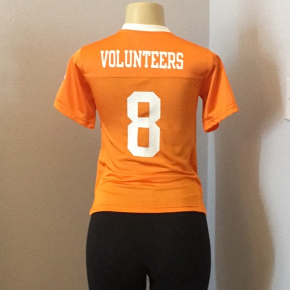 the latest 2f624 604b0 University of Tennessee Volunteers Jersey 8